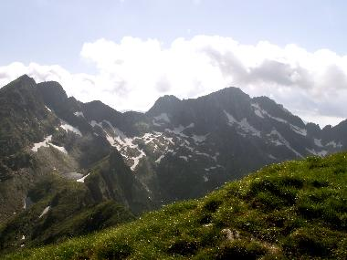 Cindrel Mountains (Sibiu, Transylvania, Romania)