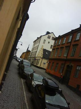 Bellmansgatan from the movie  MILLENIUM