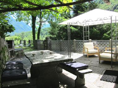 Holiday House in Frasco (Locarno) or holiday homes and vacation rentals