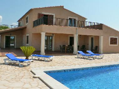 Villa in Ses Salines (Mallorca) or holiday homes and vacation rentals