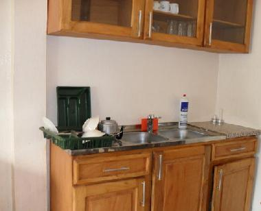 Kitchennette in 2 bedroom apartment