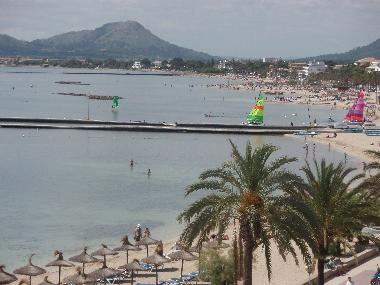 Holiday Apartment in Puerto Pollensa  Mallorca (Mallorca) or holiday homes and vacation rentals