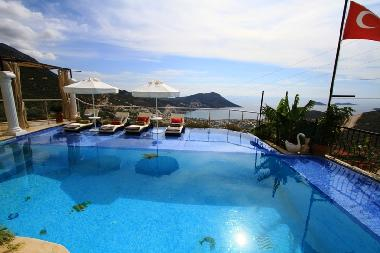 Holiday House in kalkan (Antalya) or holiday homes and vacation rentals