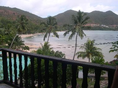 Villa in Praslin (Baie Sainte Anne) or holiday homes and vacation rentals