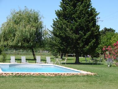 Holiday House in Le Thor (Vaucluse) or holiday homes and vacation rentals