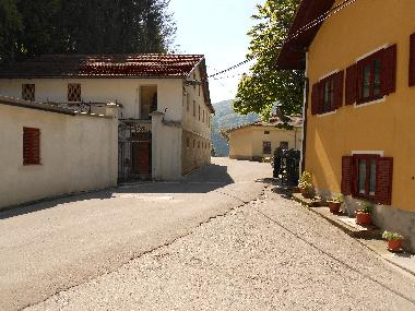 Holiday House in Most na Soci (Tolmin) or holiday homes and vacation rentals