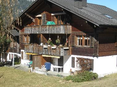 Holiday Apartment in 3771 (Zweisimmen) or holiday homes and vacation rentals