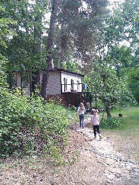 Holiday House in Seddiner See (Potsdam-Mittelmark) or holiday homes and vacation rentals