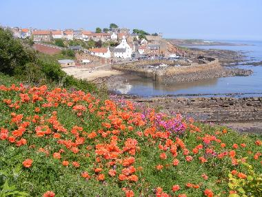 Nearby Crail