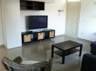 Living Room with Plasma TV 42 inc. and digital chanels.