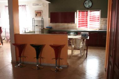Villa in n'gaparou (Thies) or holiday homes and vacation rentals