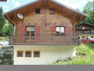 Chalet in chatel (Haute-Savoie) or holiday homes and vacation rentals