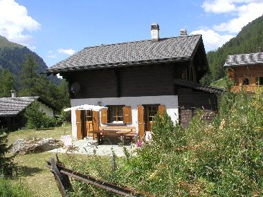Chalet in Zinal (Zinal) or holiday homes and vacation rentals