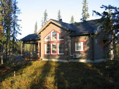 Holiday House in Äkäslompolo (Lappi) or holiday homes and vacation rentals