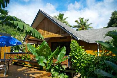 Holiday House in Blackrock, Rarotonga (Cookinseln) or holiday homes and vacation rentals