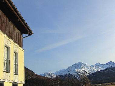 Holiday Apartment in Samedan (St. Moritz) or holiday homes and vacation rentals