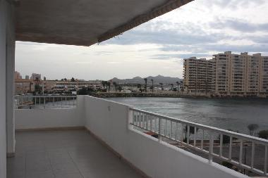 Holiday Apartment in La Manga del Mar Menor (Murcia) or holiday homes and vacation rentals