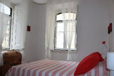 1 Bedroom with one confortable Double Bed