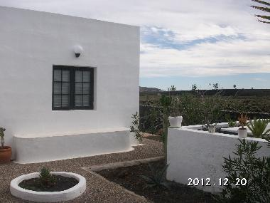 Holiday Apartment in El Islote (Lanzarote) or holiday homes and vacation rentals
