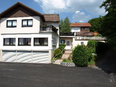 Holiday Apartment in Korbach-Goldhausen (Waldecker Land) or holiday homes and vacation rentals