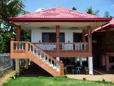 Holiday house naval biliran paradise sea houses holiday for Philippines houses pictures