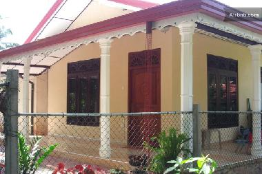 Home stay per night $20