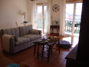 Holiday Apartment in Praia da Areia Branca (Oeste) or holiday homes and vacation rentals