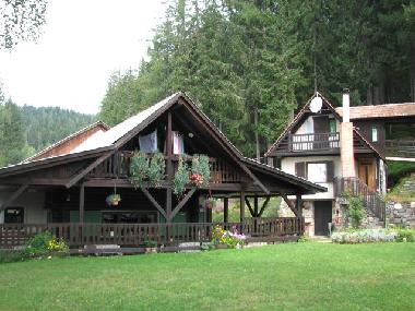 Holiday Apartment in SOLCAVA  (Luce) or holiday homes and vacation rentals