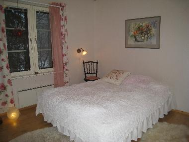 Second bedroom is possible to get with double bed or single ones