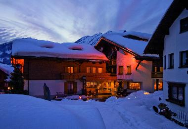 Hotel in Au-Schoppernau (Bludenz-Bregenzer Wald) or holiday homes and vacation rentals