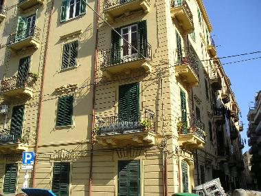 Holiday Apartment in Palermo (Palermo) or holiday homes and vacation rentals