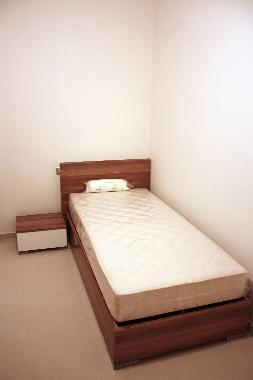 single room (bed linen will be provided)