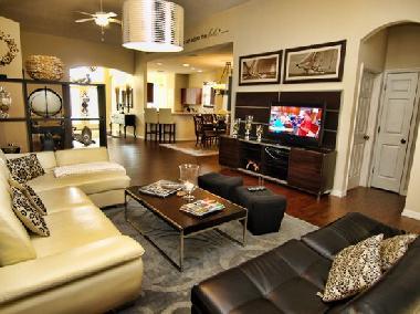 Holiday House Kissimmee Florida Design Ferien Villa