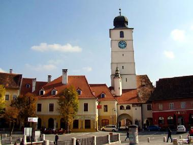 Sibiu, Council Tower XIII century