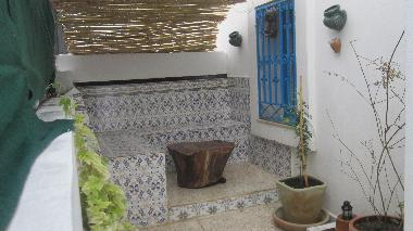 Holiday Apartment in Sidi Bou Said (Tunis) or holiday homes and vacation rentals