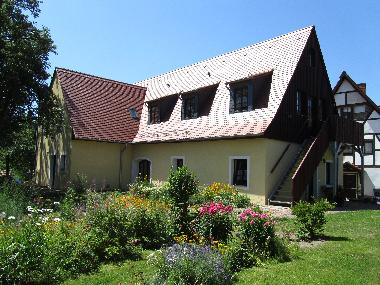 Holiday Apartment in Grimma OT. Kaditzsch (Sächsisches Burgen-/ Heideland) or holiday homes and vacation rentals