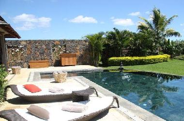 Villa in Mauritius (Black River) or holiday homes and vacation rentals