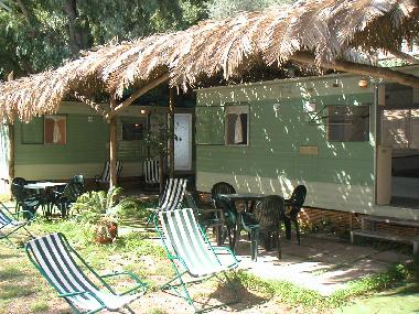 Caravan in Massa Lubrense (Napoli) or holiday homes and vacation rentals