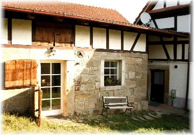 Holiday House in Aidhausen - Friesenhausen (Lower Franconia) or holiday homes and vacation rentals