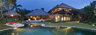 A luxurious Bali villa in Canggu