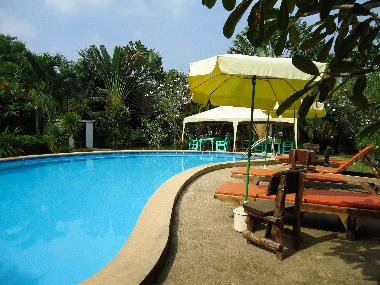 Holiday House in Najomtien (Chon Buri) or holiday homes and vacation rentals