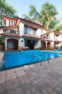 Goa Holiday Villa With Private Pool