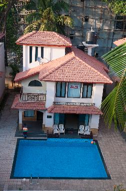 Villa In Calangute (Goa) Or Holiday Homes And Vacation Rentals