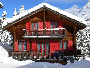 Chalet in Saas-Fee  (Saas-Fee) or holiday homes and vacation rentals