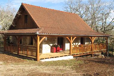 Holiday House in lavercantiere (Lot) or holiday homes and vacation rentals