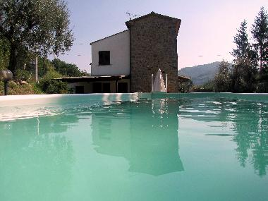 Villa in Aramo (Pistoia) or holiday homes and vacation rentals