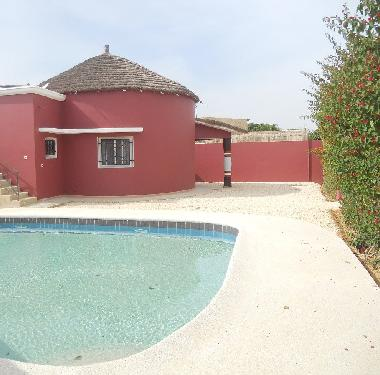 Villa in somone (Fatick) or holiday homes and vacation rentals