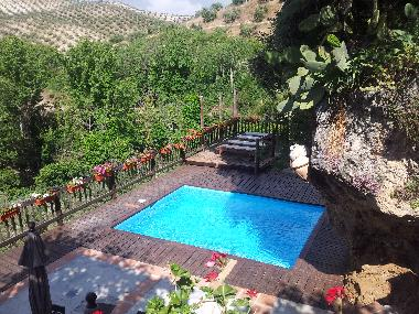 Holiday House in Algarinejo (Granada) or holiday homes and vacation rentals