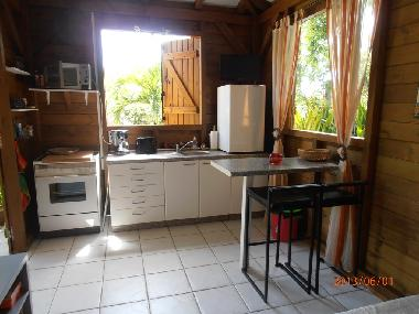 Chalet in Sainte Anne (Guadeloupe) or holiday homes and vacation rentals