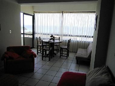 Internal view of the apartment